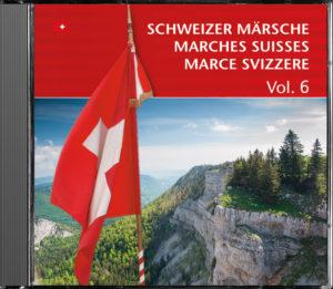 Schweizer Märsche Vol. 6